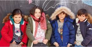 Kuschelig warme Kleidung für Mädchen und Jungen finden Sie bei Fashion ID