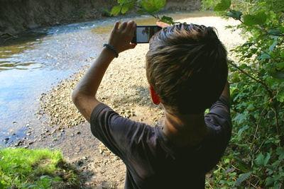 Smartphonenutzung bei Kindern
