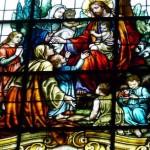 Kirchenfenster Foto: Dieter Schütz/pixelio.de