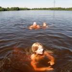 Baden im See Foto: Kai Tholen/pixelio.de